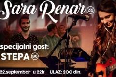 Sara Renar & Stepa u Gerili