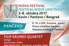 Vaclav Cimpel i LAM Trio nastupaju u Pančevu