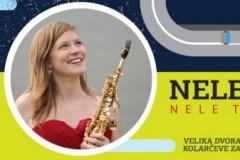 Veče posvećeno ženama: Nele Tibo, mlada belgijska zvezda saksofona na Kolarcu