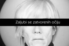 Zaljubi se zatvorenih očiju: Konkurs za plakat - Merlinka festival