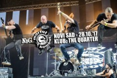 "Mortal Kombat poziva na novosadski koncert ""ljutom"" najavom"