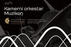 """Novi doživljaj klasične muzike: Počinje """"Hypercube"""" koncertna sezona"""