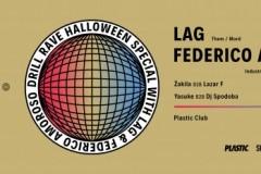 Drill Halloween w/ Lag & Federico Amoroso