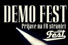 Prvi DEMO FEST u Festu!