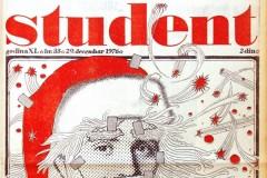 IZLOŽBA: List Student u istoriji grafičkog dizajna, ilustracije, karikature, stripa i fotografije
