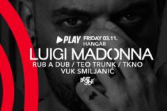 "Play vas vodi na ""Luigi Madonna"""