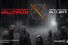 Go2 Halloween vas vodi na zombi apokalipsu u Hangaru!