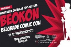 BEOKON 2017: Konvencija ljubitelja fantastike i globalne pop kulture