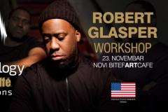 Musicology Barcaffè Sessions: Robert Glasper deli iskustva sa mladim srpskim muzičarima