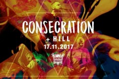 CONSECRATION i HILL u Božidarcu