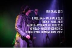 Kanda Kodža i Nebojša 2017. završavaju koncertima širom regiona!