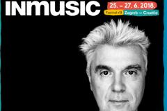 Legendarni David Byrne dolazi na INmusic festival #13!