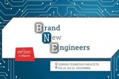 Udruženje studenata elektrotehnike Evrope - EESTEC (Istek) :  Brand New Engineers - Od integrala do inženjera.