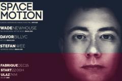 SPACE MOTION u klubu Fabrique