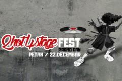 Zagrevanje za 2Hot4Stage festival
