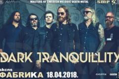 Dark Tranquillity konačno u Srbiji!