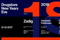 NYE Drugstore w/ ZADIG, Carlos Souffront, Anastasia Kristensen