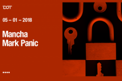 Mancha i Mark Panic 05. januara u klubu DOT