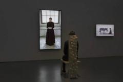 Retrospektivna izložba radova Marine Abramović u Muzeju savremene umetnosti u Beogradu