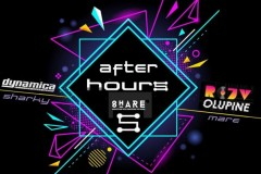 TECHNO AFTER HOURS @ CLUB SHARE