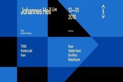 Johannes Heil uživo u Dragstoru