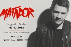 Matador ponovo pred beogradskom publikom!