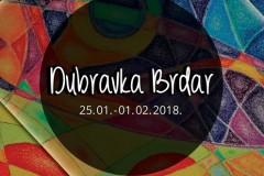 Kreativna fabrika u okviru projekta DosijeUmetnik predstavlja izložbu Dubravke Brdar.