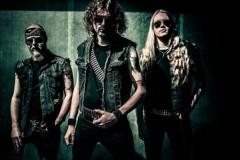 Metal bend iz Holandije Distillator  predgrupa na Pestilence koncertu