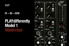 PLAYdifferently Model 1 masterclass