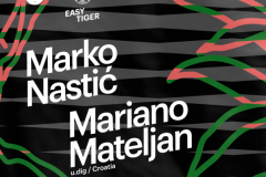 Easy Tiger predstavlja Mariana Mateljana
