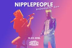 NIPPLE PEOPLE na Dan Zaljubljenih u Štrafti