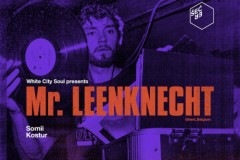 White City Soul presents  Mr. Leenknecht @ Klub Šećer