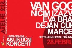 Humanitarni koncert povodom Međunarodnog dana retkih bolesti: POKAŽI SVOJE RETKO - POKAŽI DA JE VAŽNO!