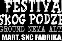 MH Concerts, Serbian Hellbangers predstavljaju: IV FESTIVAL SRPSKOG PODZEMLJA