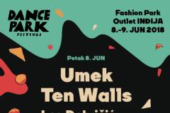 Talas žestoke domaće podrške stiže na Dance Park festival