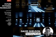 David Sheldon-Hicks, čovek iza vizuala u filmu Blade Runner 2049, 8. marta u Beogradu