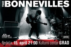 The Bonnevilles (Lurgan, Northern Ireland, UK) @ KC Grad