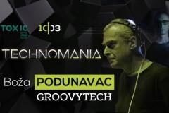 TECHNOMANIA: Boža Podunavac & Groovytech @ Toxic Bar