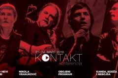 Kontakt muzička konferencija okuplja region u Beogradu od 21. do 24. marta