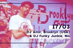 Ove subote u klub Feedback stiže gost iz Bruklina (USA) – DJ Amir