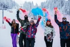 Olimpijski plamen ponovo sija: Bojan Križaj i skijaši iz regiona spustom mira otvaraju Festival 84 na Jahorini!