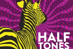 Novi EP Halftones-a