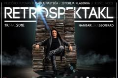Karte za RETROSPEKTAKL Marka Nastića puštene u prodaju!