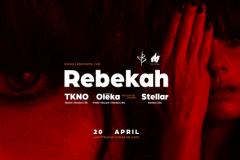 Britanka Rebekah u Sarajevu 20. aprila