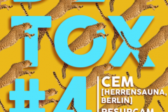 Detox #4: CEM ( Herrensauna, BERLIN) @ Feedback