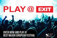 Otvoren konkurs za nastup na najboljem evropskom festivalu!