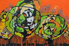Umetnička organizacija Linija i Umetnikov otisak predstavljaju izložbu radova umetnice Ivane Knežević