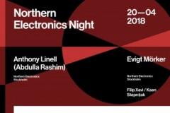 Northern Electronics veče u Dragstoru