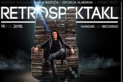 Mali je Hangar: RETROSPEKTAKL Marka Nastića seli se u veći prostor!