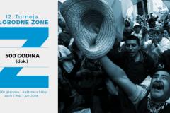 12. filmska Turneja Slobodne zone u 50 gradova Srbije